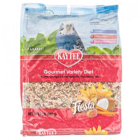 Kaytee Fiesta Parakeet Gourmet Variety Diet alternate img #1