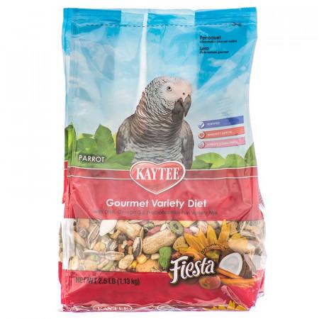 Kaytee Fiesta Parrot Gourmet Variety Diet alternate img #1