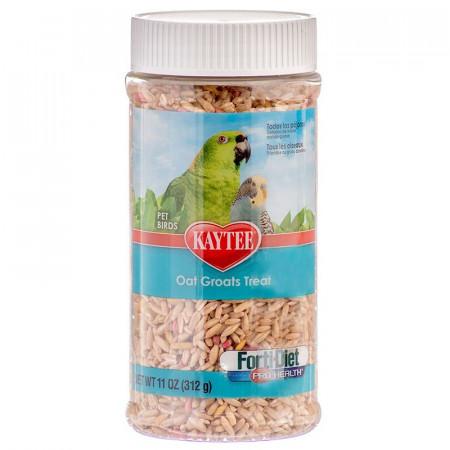Kaytee Forti Diet Pro Health Oat Groats Treat for All Birds alternate img #1