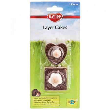 Kaytee Layer Cake Chew Toys alternate img #1