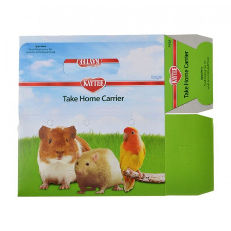 Kaytee Take Home Carrier for Small Pets alternate img #1