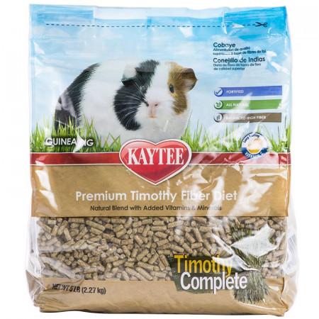 Kaytee Timothy Complete Premium Timothy Fiber Diet - Guinea Pig alternate img #1