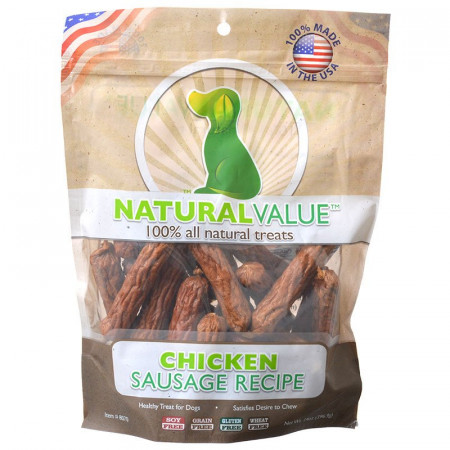 Loving Pets Natural Value Chicken Sausages alternate img #1