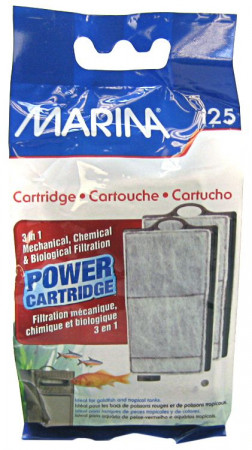 Marina Replacement Power Cartridge for i25 Filters alternate img #1