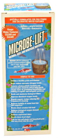 Microbe Lift PL Beneficial Bacteria for Ponds alternate img #1