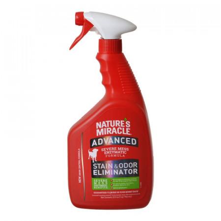 Natures Miracle Advanced Stain & Odor Remover alternate img #1