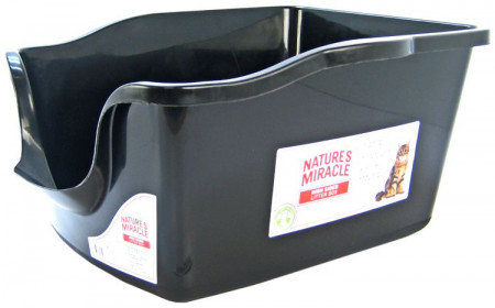 Natures Miracle High Sided Litter Pan