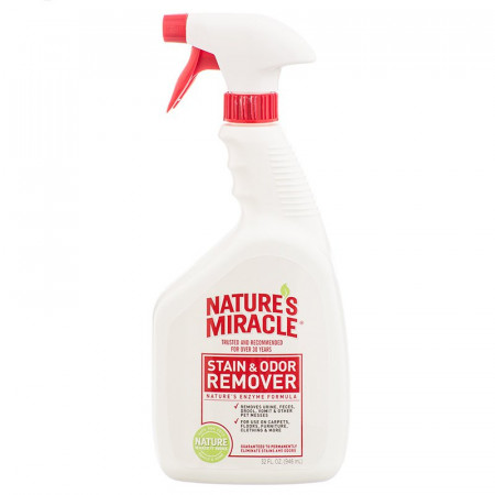 Nature's Miracle Stain and Odor Remover alternate img #1
