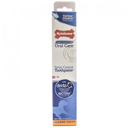 Nylabone Advanced Oral Care Tartar Control Toothpaste alternate img #1