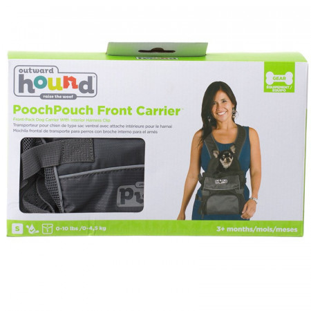 Outward Hound PoochPouch Front Carrier alternate img #1