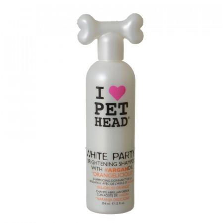 Pet Head White Party Brightening Shampoo - Orangelicious alternate img #1