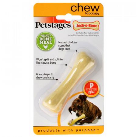 Petstages Chick-a-Bone Dog Chew alternate img #1
