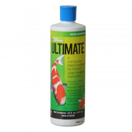 Hikari Pond Solutions Ultimate Water Conditioner alternate img #1