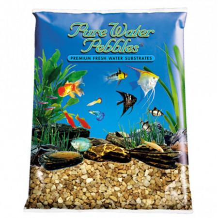 Pure Water Pebbles Aquarium Gravel - Nutty Pebbles alternate img #1