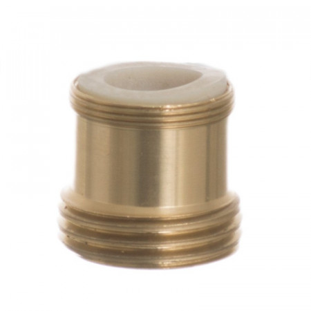 Python No Spill Clean & Fill Standard Brass Adapter alternate img #1