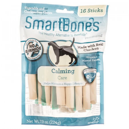 SmartBones Calming Care Sticks with Chicken alternate img #1