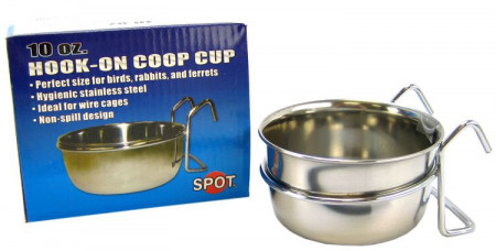 Spot Stainless Steel Coop Cup w/ Wire Holder alternate img #1