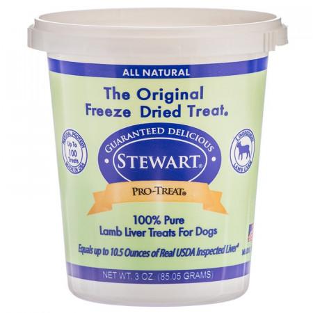 Stewart Freeze Dried Lamb Liver Treats alternate img #1