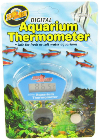 Zoo Med Digital Aquarium Thermometer alternate img #1