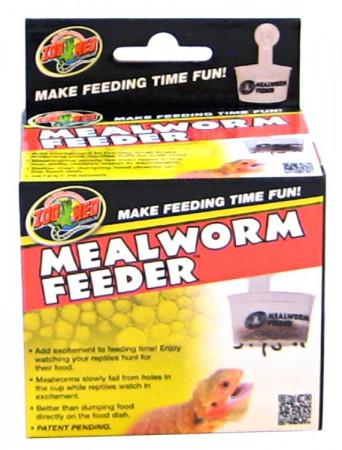 Zoo Med Hanging Mealworm Feeder alternate img #1