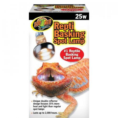 Zoo Med Repti Basking Spot Lamp with UVA alternate img #1