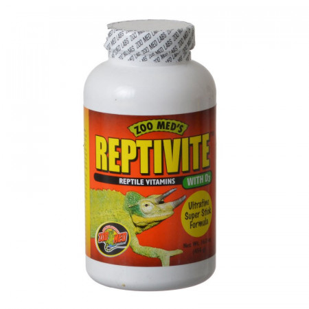 Zoo Med Reptivite Reptile Vitamins with D3 alternate img #2