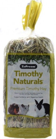 14 oz ZuPreem Timothy Naturals Premium Timothy Hay alternate img #1