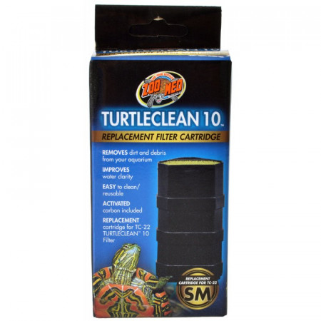 Zoo Med TurtleClean Replacement Filter Cartridge alternate img #1