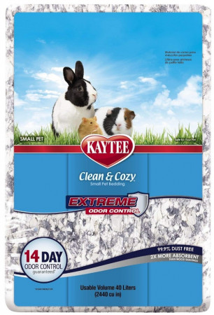 Kaytee Clean & Cozy Extreme Odor Control Small Pet Bedding alternate img #1