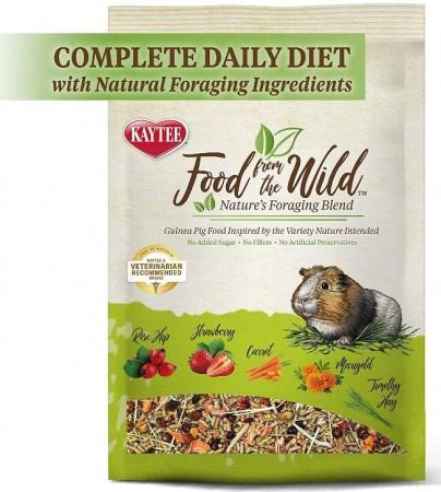 Kaytee Food From The Wild Guinea Pig alternate img #1