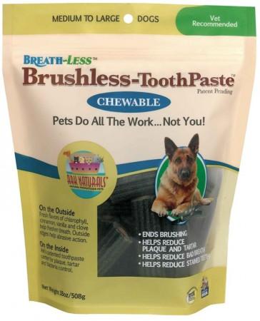 Ark Naturals Breath-Less Brushless Toothpaste - Medium/Large alternate img #1