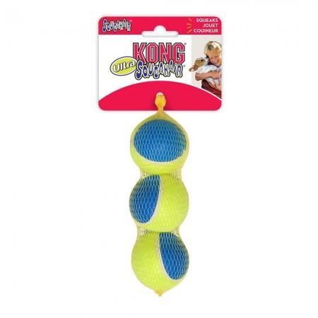 KONG Ultra Squeakair Ball Dog Toy alternate img #1