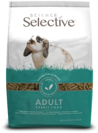 Supreme Science Selective Adult Rabbit Food alternate img #1