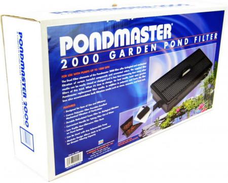 Pondmaster 2000 Garden Pond Filter alternate img #1