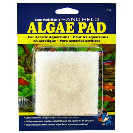API Hand Held Algae Pad for Acrylic Aquariums alternate img #1