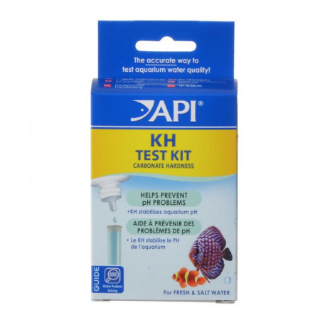API KH Carbonate Hardness Test Kit for Fresh & Saltwater Aquariums alternate img #1