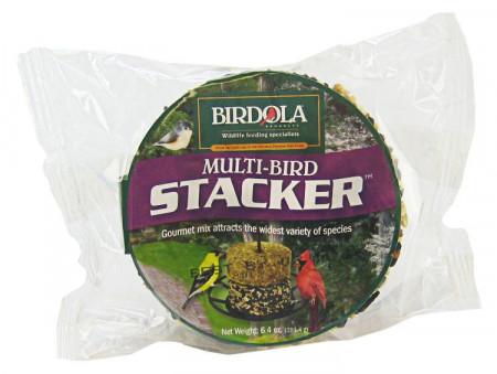 Birdola Multi-Bird Stacker Seed Cake alternate img #1