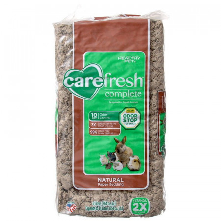 CareFresh Complete Natural Paper Bedding for Small Pets alternate img #1
