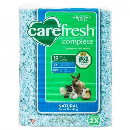 Carefresh Complete Natural Paper Pet Bedding - Blue alternate img #1