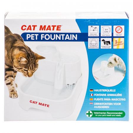 Cat Mate Pet Fountain alternate img #1