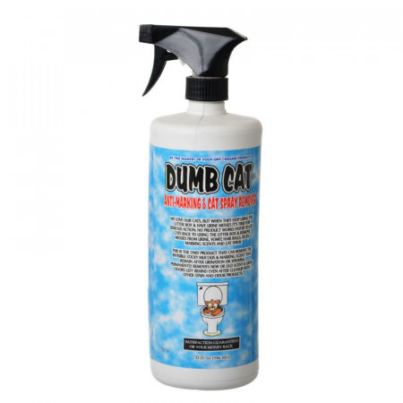 Poop Off Dumb Cat Anti-Marking and Cat Spray Remover alternate img #1