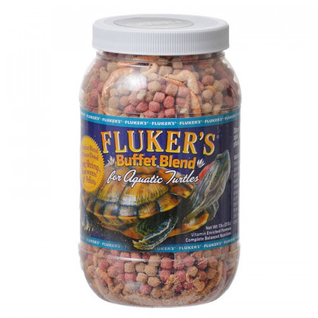 Flukers Buffet Blend for Aquatic Turtles alternate img #1