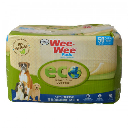 Four Paws Wee Wee Pads Eco alternate img #1