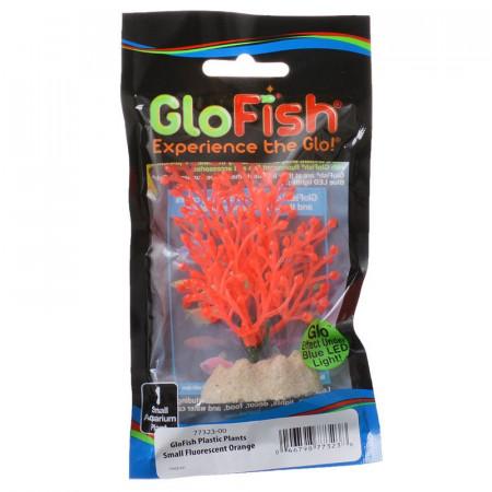 GloFish Aquarium Plant - Orange alternate img #1