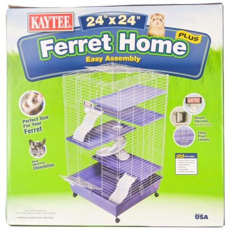 Kaytee Ferret Home Plus alternate img #1