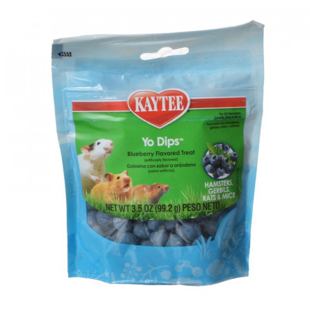 Kaytee Fiesta Hamster Blueberry Yogurt Dips alternate img #1