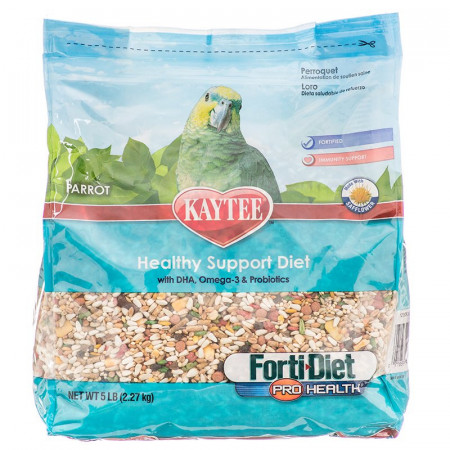 Kaytee Forti Diet Pro Health Healthy Support Diet - Parrot alternate img #1