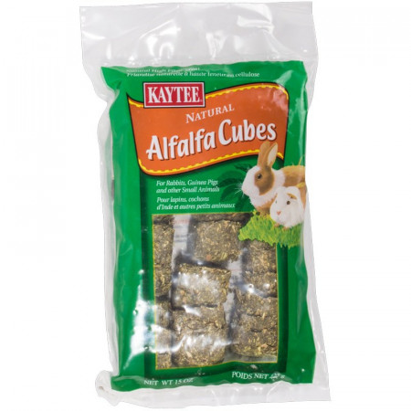 Kaytee Natural Alfalfa Cubes alternate img #1