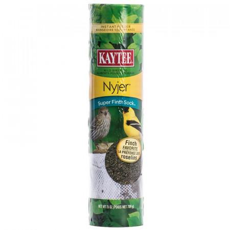 Kaytee Nyjer Super Finch Sock Instant Feeder with Wild Bird Food alternate img #1