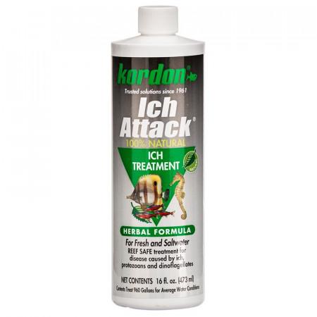 Kordon Ich Attack Ich Treatment Herbal Formula alternate img #1
